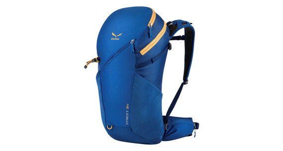 Salewa Crest 24 - Mochilas - azul